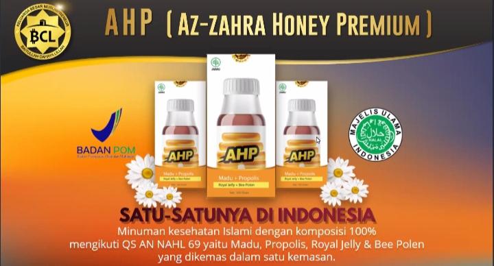 AZ-ZAHRA HONEY PREMIUM